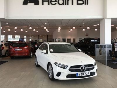 used Mercedes A180 SE-Edition/Automat/Demobil