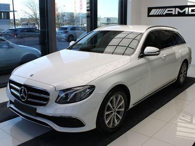 gebraucht Mercedes E200 200 D Kombi Fleet