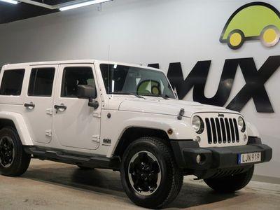 begagnad Jeep Wrangler Unlimited 3.6 V6 4WD Polar Edition V-hjul 290hk