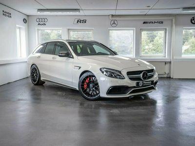 begagnad Mercedes C63S AMG AMG 510HK AVBETALNING FRÅN 3500KR