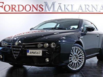 begagnad Alfa Romeo Brera 3.2 V6 JTS Q4 260HK
