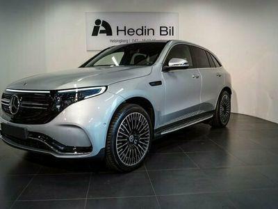 begagnad Mercedes EQC Benz 400 4MATIC AMG LINE 2021, SUV Pris 901 600 kr