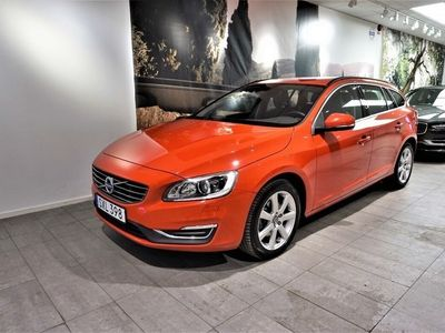 begagnad Volvo V60 D3 II Business Advanced