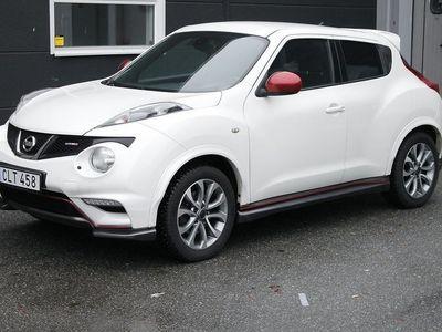 begagnad Nissan Juke Nismo 1.6 DIG-T / 200hk / Navi