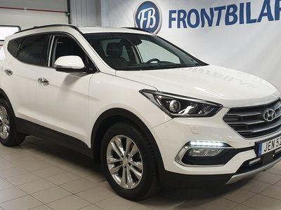 begagnad Hyundai Santa Fe 2.2 CRDi 4WD Shiftronic 200hk