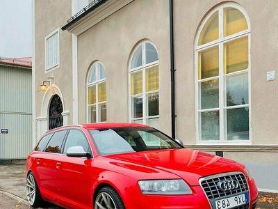 begagnad Audi S6 S6 Sv-såld5.2 V10 Quattro 435hk (SÅLD)