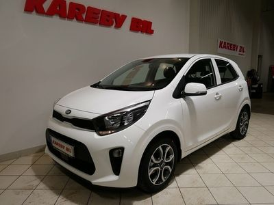 begagnad Kia Picanto 1.0 Advance Plus Demo