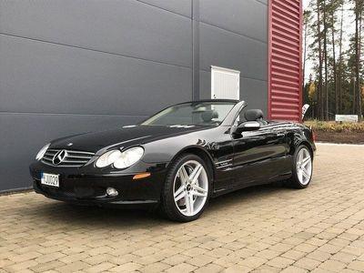begagnad Mercedes SL600 5G-Tronic 500hk Cabriolet