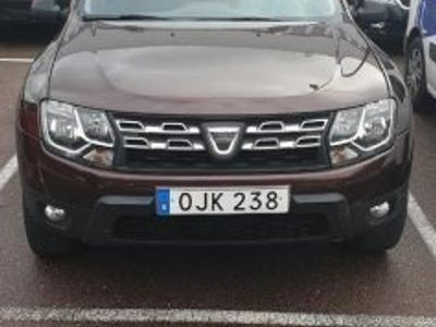 begagnad Dacia Duster -17