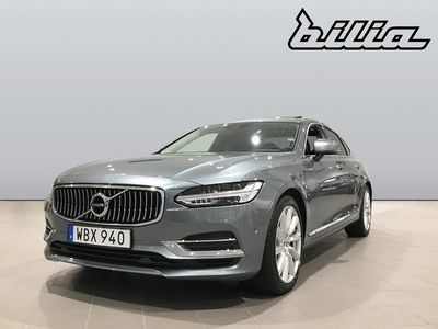 begagnad Volvo S90 T8 AWD Inscription -18