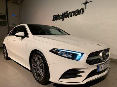 begagnad Mercedes A180 d 7G-DCT AMG Sport Euro 6 116hk