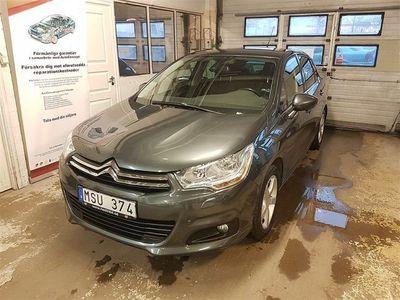 begagnad Citroën C4 1.6 HDi Aut Drag Nyservad