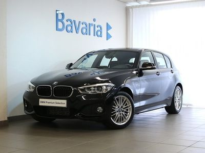 begagnad BMW 120 d xDrive M-Sport Automat Nypris 385 000 Kr