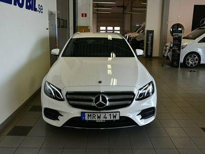 begagnad Mercedes E300 AMG Line