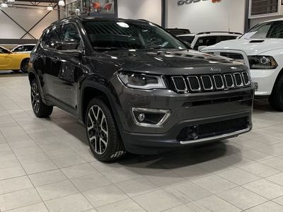 begagnad Jeep Compass LIMITED 1.4 170HK AT9 4WD PANORAMA