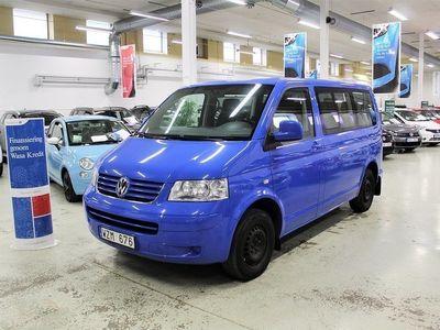 brugt VW Caravelle 2.0 Låg Mil Drag Ny Serv -06