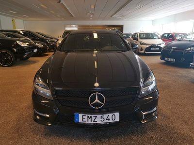 begagnad Mercedes CLS350 Shooting Brake CDI AMG 7G-Tronic Plus 265hk