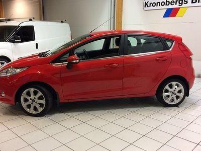 begagnad Ford Fiesta 1,6 TDCi 5dr 2010, Halvkombi 68 700 kr