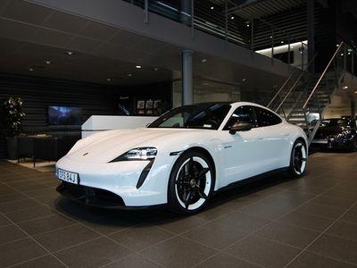 begagnad Porsche Taycan Turbo 2020, Personbil 1 795 000 kr