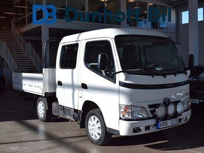 begagnad Toyota Dyna 100 6-Sits D4-D