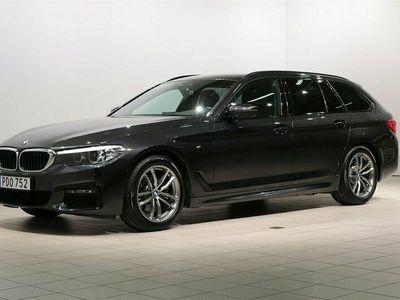 begagnad BMW 520 d xDrive Touring M Sport Drag Värmare Pa
