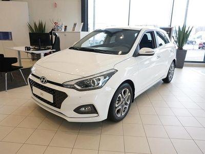 begagnad Hyundai i20 1.25 84hk 5D Premium -19