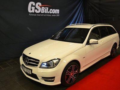 begagnad Mercedes C220 CDI AMG 4M 7G 6900 Mil -14