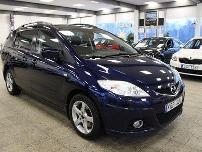 begagnad Mazda 5 2.0 MZR-CD 143hk