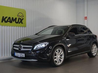 begagnad Mercedes GLA200 CDI Aut S&V-Hjul (136hk)