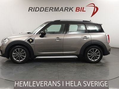 begagnad Mini Cooper S Countryman E ALL4 F60 (224hk) Salt II