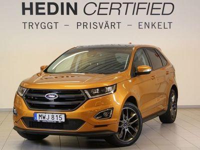 begagnad Ford Edge 2.0 TDCI 210HK AWD SPORT AUT NAV DRAG DIESELV