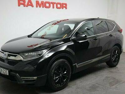 begagnad Honda CR-V Hybrid AUT BLACK EDITION - Specialutgåva 2020, SUV Pris 369 900 kr