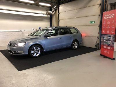 begagnad VW Passat Variant 2.0 TDI BlueMotion -11
