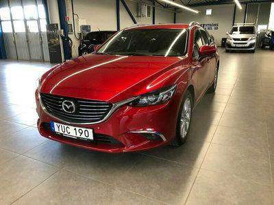 begagnad Mazda 6 Wagon 165 HK Vision