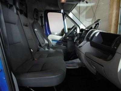 begagnad Citroën Jumper 2.2 HDI skåp (Värmare+inrednin -09