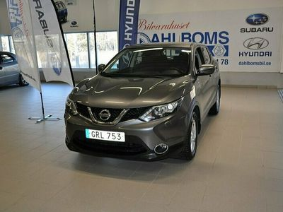 begagnad Nissan Qashqai 1.5 dCi Tekna 2015, SUV Pris 139 900 kr