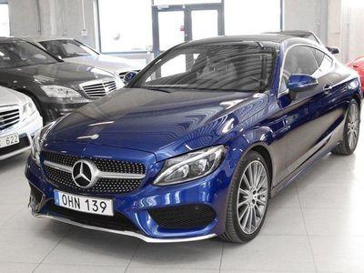 brugt Mercedes C300 Coupé AMG (245hk)