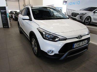 begagnad Hyundai i20 Active 1.0T blue Euro 6 100hk Premium