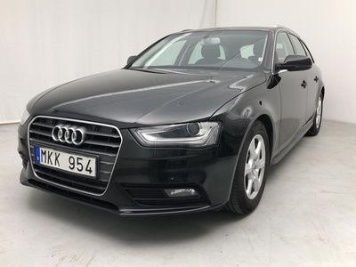 brugt Audi A4 Avant 2.0 TDI (177hk)