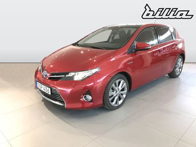 used Toyota Auris 1,8 HSD Executive 5d