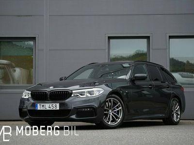 begagnad BMW 530 i xDrive Touring M Sport Pano H/K HUD Navi