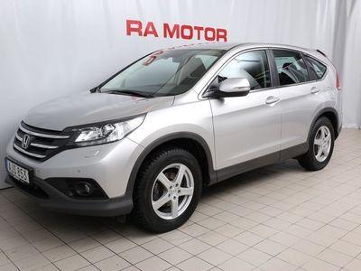 begagnad Honda CR-V 2,0 Elegance AWD Drag/Backkamera