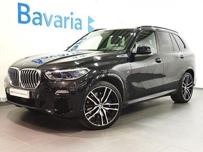 begagnad BMW X5 xDrive40i xDrive 40i M-Sport Innovation Travel Winter Drag