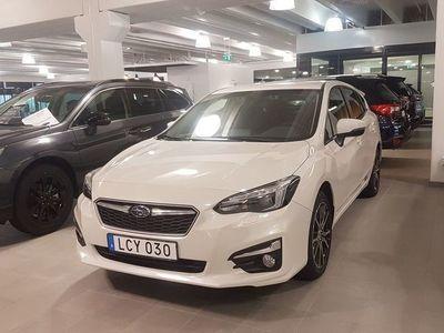 begagnad Subaru Impreza 1.6I-S ACTIVE