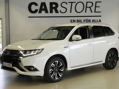 begagnad Mitsubishi Outlander P-HEV Business Nav 4WD