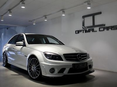 begagnad Mercedes C63 AMG AMG Performance 487HK Lågm -10