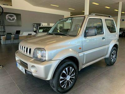 begagnad Suzuki Jimny 1.3 4WD 2004, SUV Pris 49 900 kr
