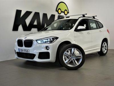 begagnad BMW X1 xDrive18d M-Sport | Drag | S&V | 150hk