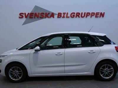 begagnad Citroën C4 Picasso 1.6 HDi Aut Drag Motor LM S+V-hjul