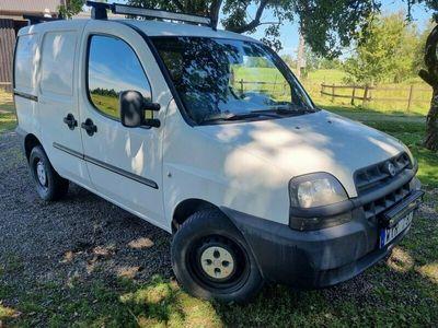 begagnad Fiat Doblò SKÅP 1,3 JTD